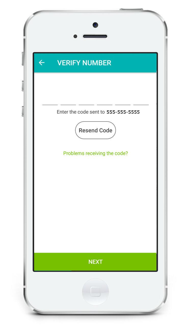 Figure 2: Verify Authorization Code
