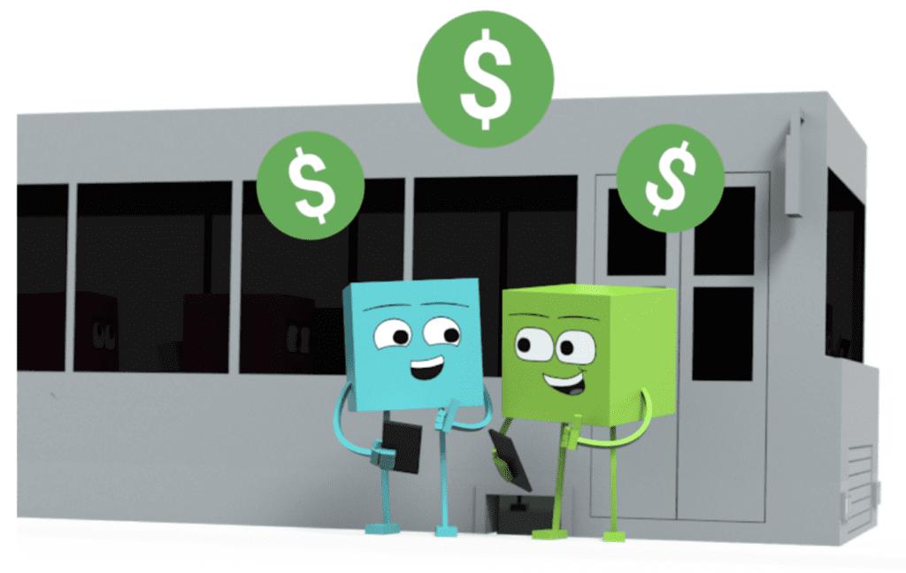Cash sponsored trip